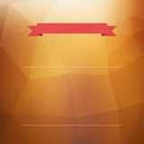 Vector certificate background. Modern flat style. Stock Photo