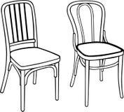 Vector chair Stock Photo
