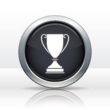 Vector Champions Cup Icon Stock Photography