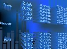 Free Vector Chart Exchange Stock Photography - 5007612