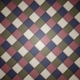Vector checked pattern Stock Image
