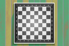 Vector checker background. Stock Images
