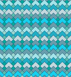 Vector chevrons abstract geometric Stock Photo
