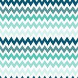 Vector chevrons seamless pattern background retro Stock Photo