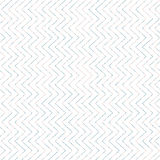 Vector chevrons seamless pattern background retro Stock Image