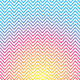 Vector chevrons seamless pattern background retro Royalty Free Stock Images