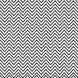 Vector chevrons seamless pattern background retro Stock Photography