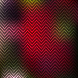 Vector chevrons seamless pattern background retro Royalty Free Stock Photos