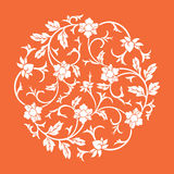 Vector chinese ornament Royalty Free Stock Photography