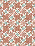 Vector chinese traditional meshed pattern - symbol Royalty Free Stock Images