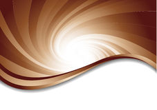 Vector chocolate background Royalty Free Stock Photography
