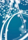 Vector Christmas Background Royalty Free Stock Image