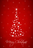 Vector Christmas background Stock Photography