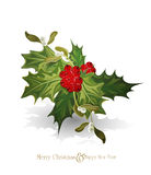 Vector christmas background Stock Photo