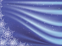 Vector Christmas background. New Year, winter theme, suitable for greeting cards and wallpapers royalty free illustration