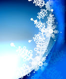 Vector Christmas background Royalty Free Stock Photos