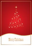 Vector. Christmas Background Stock Photos