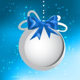 Vector Christmas background. Eps 10 vector illustration Royalty Free Stock Photo