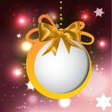 Vector Christmas background. Eps 10 vector illustration Royalty Free Stock Images