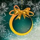 Vector Christmas background. Eps 10 vector illustration Stock Photos