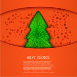 Vector christmas background. Eps 10 Royalty Free Stock Photos
