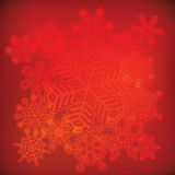 Vector christmas background Stock Images
