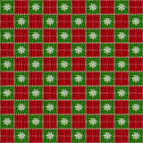 Vector Christmas Background. With Snowflakes Royalty Free Stock Images