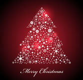 Vector Christmas card Stock Photo