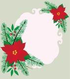 Vector Christmas Card Stock Photography