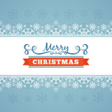 Vector christmas decorating design made of Stock Photos