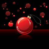 vector Christmas decoration Royalty Free Stock Images