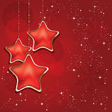 vector Christmas decoration Royalty Free Stock Photography