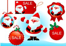 Vector Christmas design Royalty Free Stock Photography