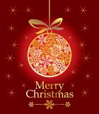 Vector christmas design Royalty Free Stock Images