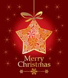Vector christmas design Stock Photography