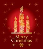 Vector christmas design Royalty Free Stock Photos