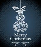 Vector christmas design Royalty Free Stock Photos