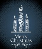 Vector christmas design Stock Photography