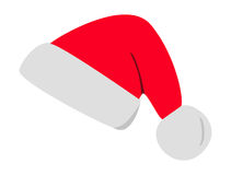 Vector christmas hat Royalty Free Stock Photography