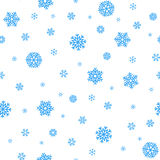 Vector Christmas Pattern Stock Image