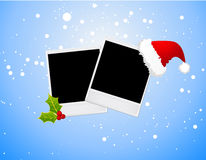 Vector christmas shots Royalty Free Stock Photo