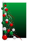 Vector christmas tree Royalty Free Stock Photos