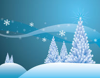 Vector christmass background Royalty Free Stock Photography
