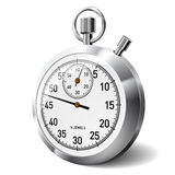 Vector chronometer Royalty-vrije Stock Foto