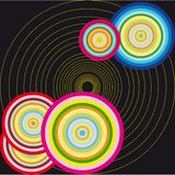 Vector circle illustration Stock Photo