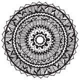 Vector Circle Mandala Stock Image