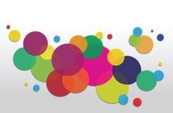 Vector circles for design Stock Photo