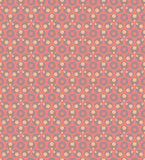Vector Circles Seamless Pattern Royalty Free Stock Images