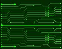 Vector circuit board illustration EPS10. Vector circuit board illustration. EPS10 stock illustration
