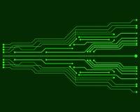 Vector circuit board illustration EPS10. Vector circuit board illustration. EPS10 vector illustration